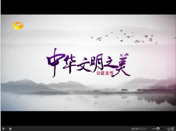 """《中华文明之美》之""""千里之行,始于足下""""-直抵人心 湖南卫视公益"""
