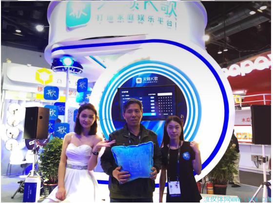 2016 GMIC天籁K歌打造多屏娱乐平台