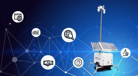 平安城市新助力 智能移动安防监控系统