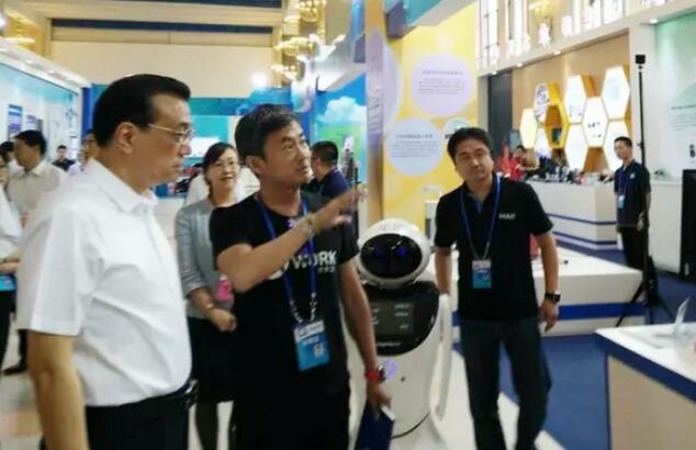 CIROS2017展商巡礼之小觅机器人-高清范资讯