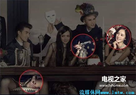 南湘:《小时代4》中的重量级人物