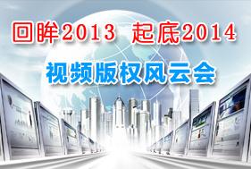 回眸2013•起底2014视频版权风云会