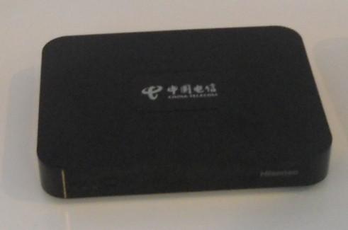 海信智能iptv机顶盒
